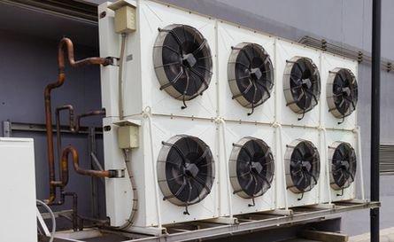 Système de condensation frigorifique à haute efficacité