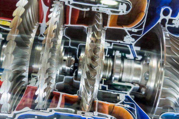 Système de variation electronique sur moteur asynchrone